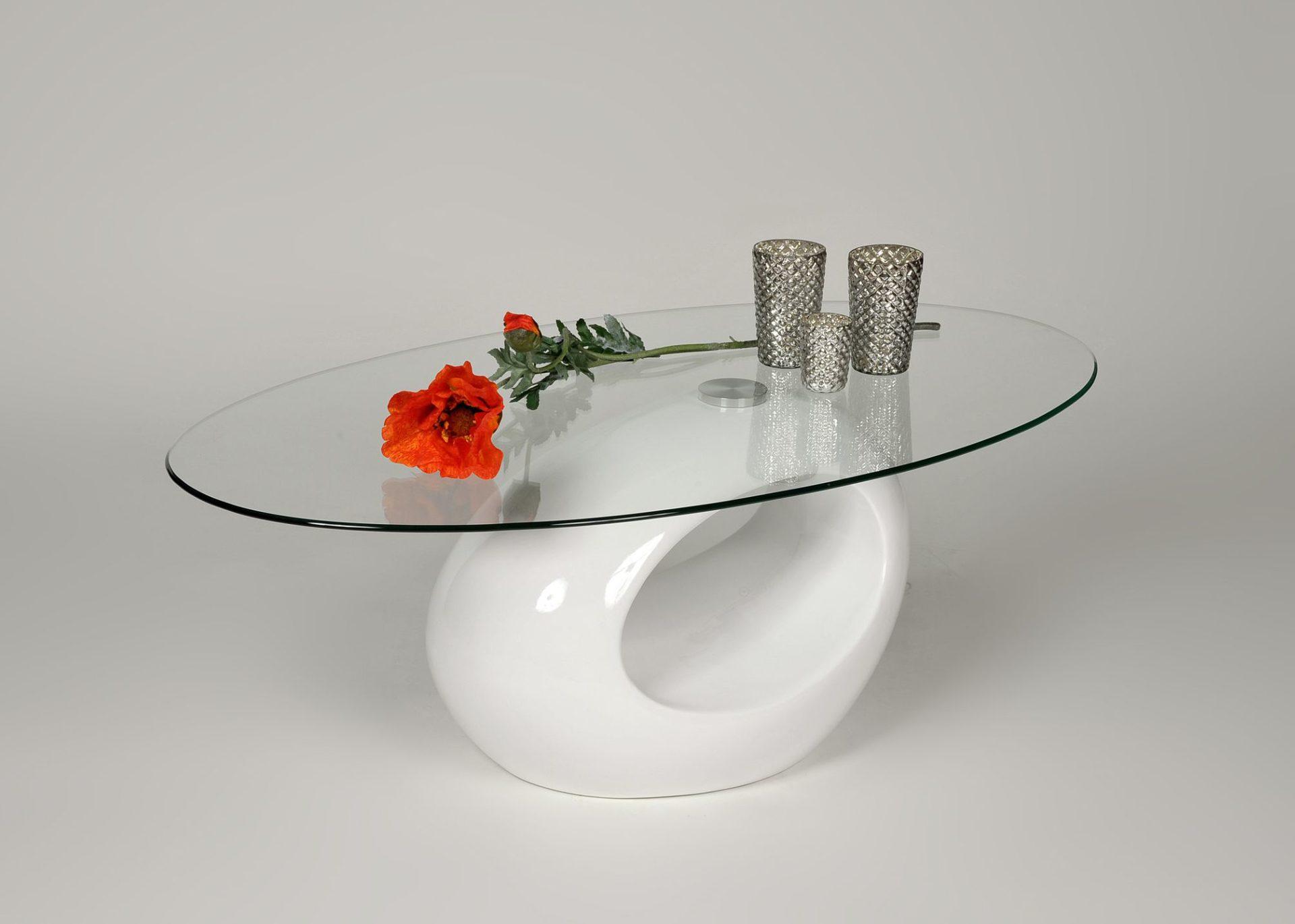 Couchtisch Glas Rund Schwenkbar | Dekoration Ideen