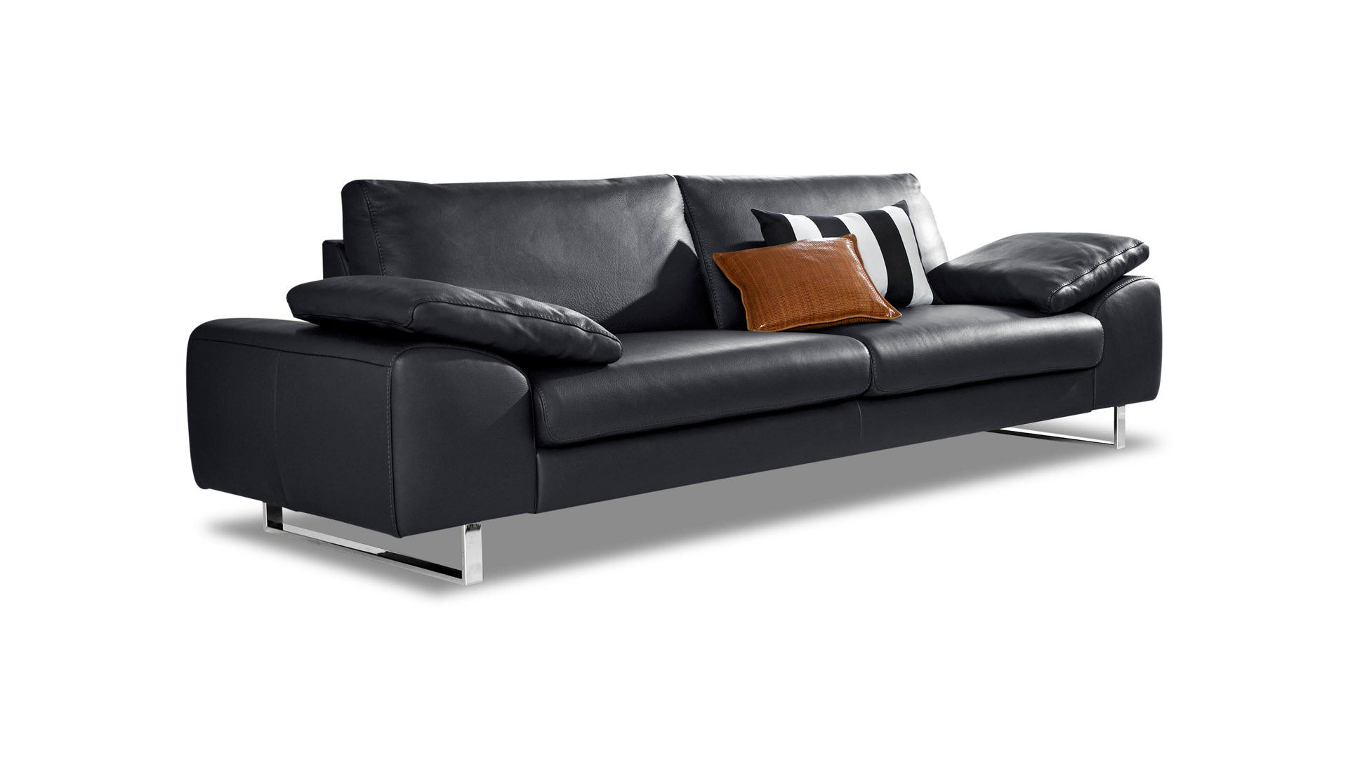 Affordable Mbel Janz Schnkirchen Mbel Az Couches Sofas Sofas Extra Breites  Partnerring Collection Ledersofa Bzw Ledercouch Aus Leder In Trend Modern  With ...